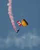USA 2009 - MCAS Miramar Air Show - US Army Golden Knights Parachute Team