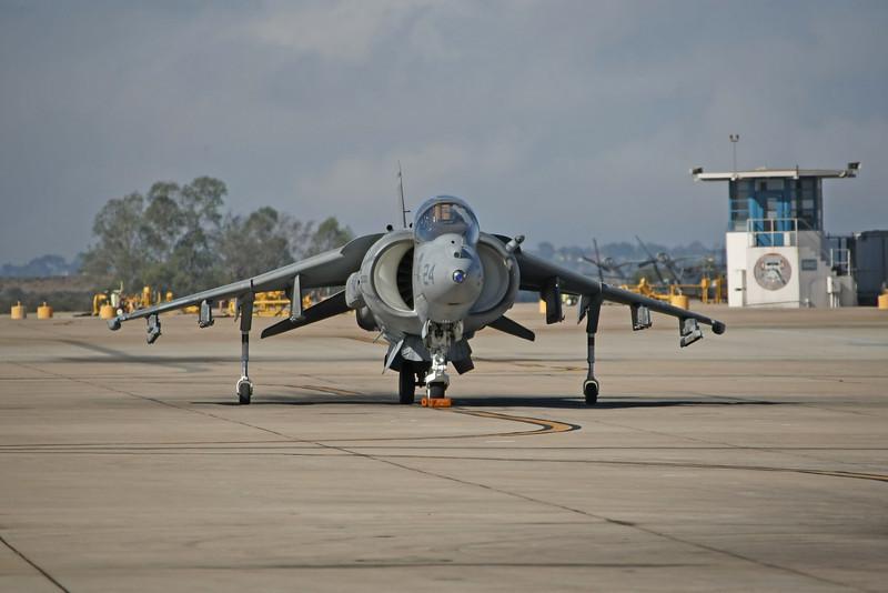 USA 2009 - MCAS Miramar Air Show - AV-8B Harrier