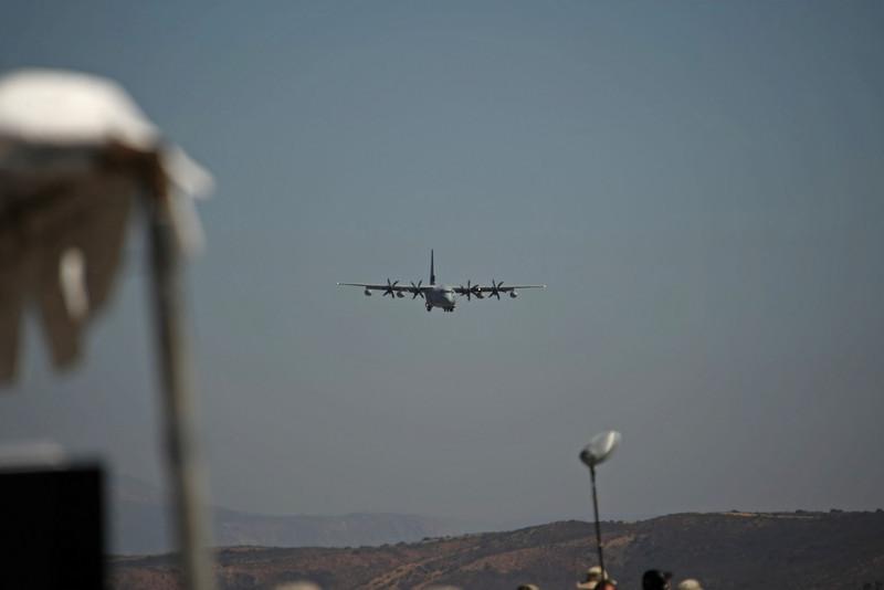USA 2009 - MCAS Miramar Air Show - Marine Air-Ground Task Force Demonstration (MAGTF)