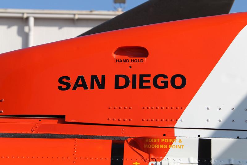 USA 2011 - MCAS Miramar Air Show - US Coast Guard HH-60J Jayhawk