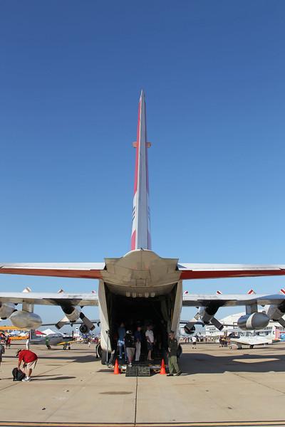 USA 2011 - MCAS Miramar Air Show - US Coast Guard C-130 Hercules