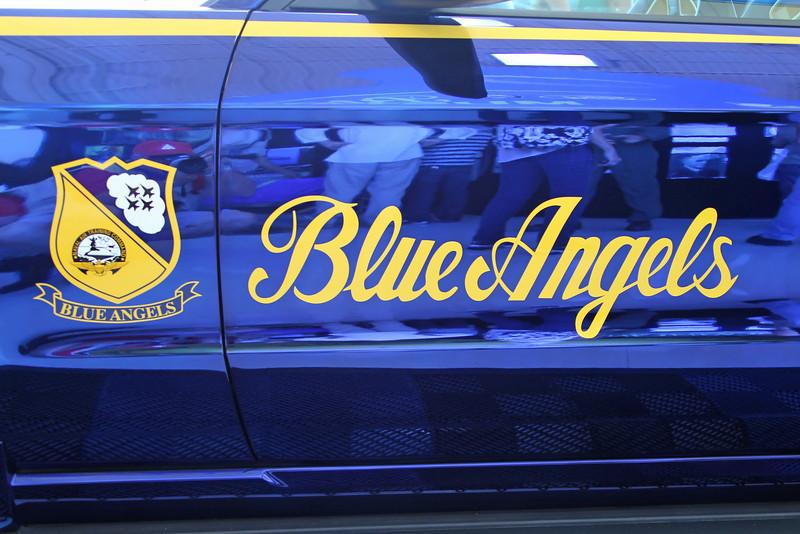 USA 2011 - MCAS Miramar Air Show - Blue Angels Mustang