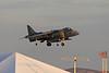 USA 2011 - MCAS Miramar Air Show - Twilight Show<br /> AV-8B Harrier - Vertical Take-Off and Landing (VTOL) Demo