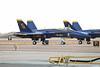 USA 2011 - MCAS Miramar Air Show - Twilight Show<br /> US Navy Blue Angels - F/A-18 Hornet