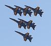 USA 2011 - MCAS Miramar Air Show - US Navy Blue Angels<br /> F/A-18 Hornet