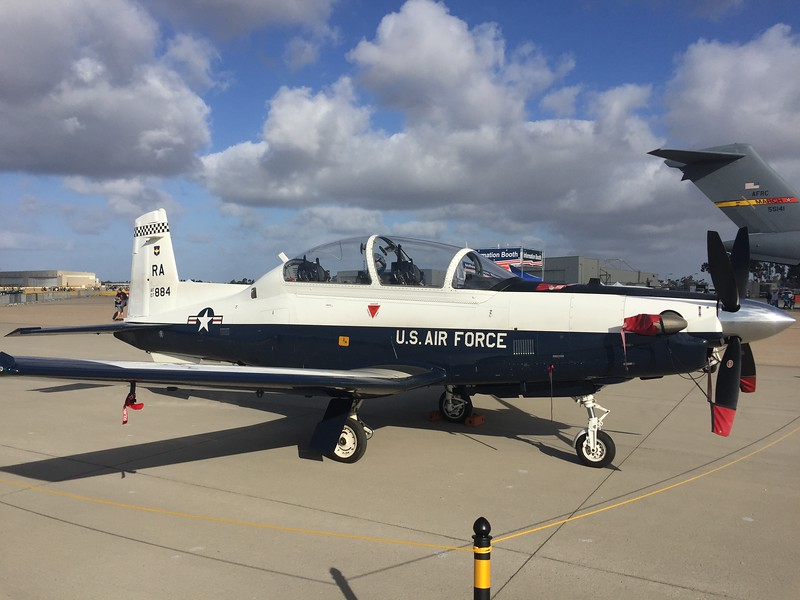 T-6 Texan 2.