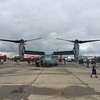 MV-22 Osprey. These are stationed here and you see them all of the time in the skies around San Diego.