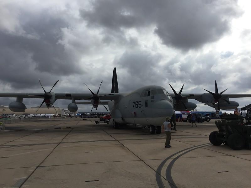 Hercules C-130.