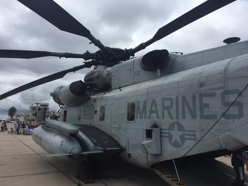 Super Stallion CH-53.