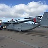 The whole wing and engine nacelles and props fold up on the Osprey for transport.