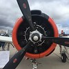 Radial engine of the T-28 Trojan.