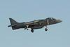 USA 2009 - MCAS Miramar Air Show - Twilight Show - AV-8B Harrier Vertical Take-Off & Landing (VTOL) demonstration