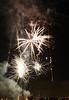 USA 2009 - MCAS Miramar Air Show - Twilight Show - Vuurwerk / Fireworks