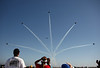 """USA 2009 - MCAS Miramar Air Show - US Navy """"Blue Angels""""  (F/A-18 Hornets)"""