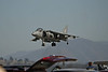 USA 2009 - MCAS Miramar Air Show - AV-8B Harrier Vertical Take-Off & Landing (VTOL) demonstration