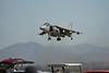 USA 2009 - MCAS Miramar Air Show - AV-8B Harrier Vertical Take-Off & Landing (VTOL) demonstration