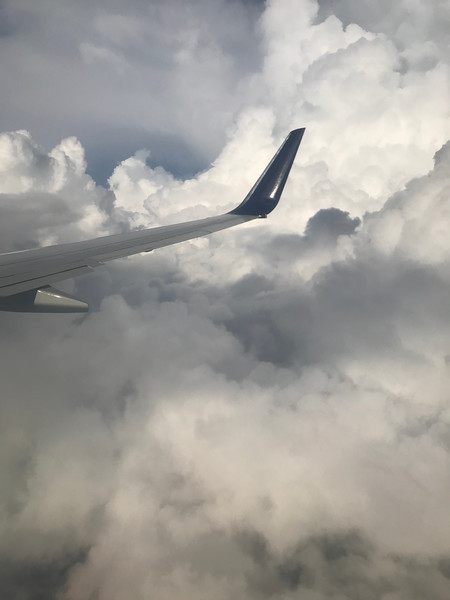 Approach to Tampa