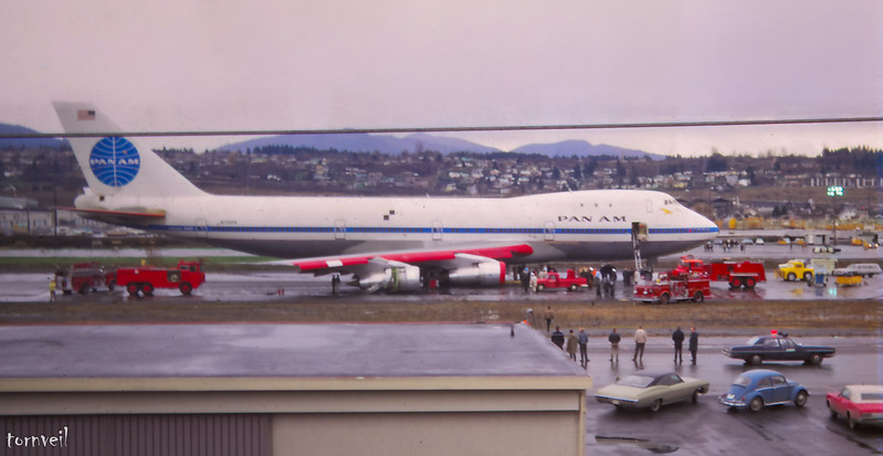 Pan Am 747 Crash at Renton Airport