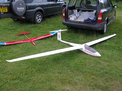 Flat Field Flying