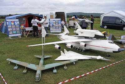 Woodspring Wings Model Show