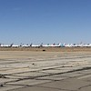 Lots and lots of 747's ready to be recycled.