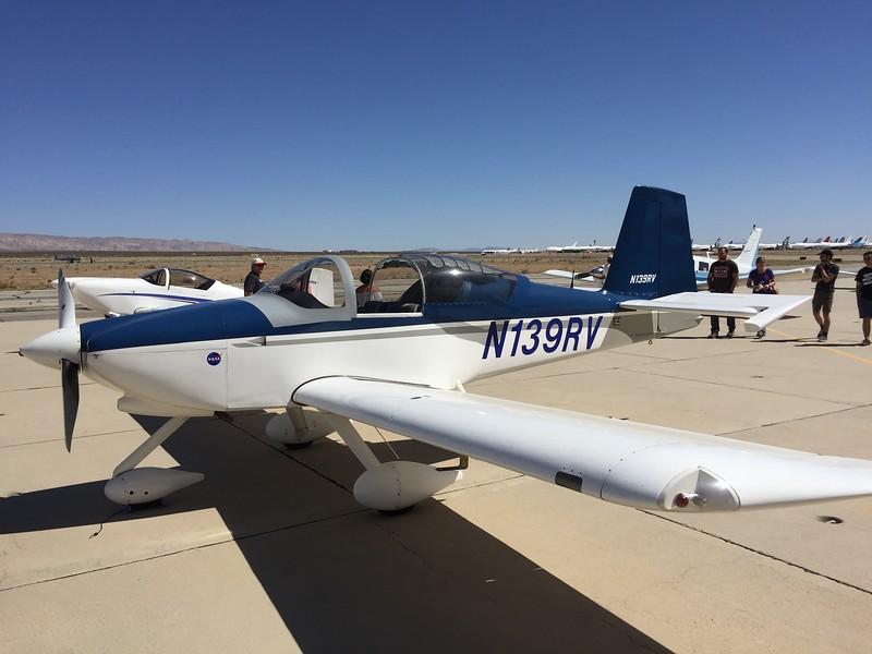 Scott's RV-9A.