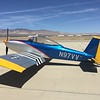 Mark's RV-8. The plane that has crossed the Atlantic more than once.