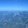 San Gabriel mountains just North of LA.