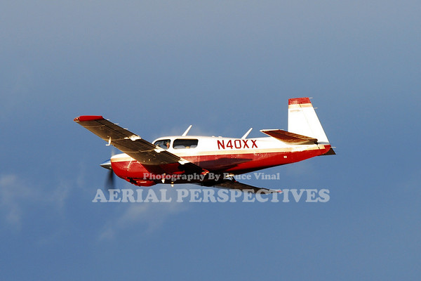 N40XX - 1993 Mooney 20J