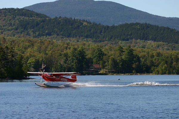 Moosehead Lake Sea Plane Fly-In