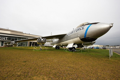 Boeing WB-47E Stratojet US Air Force 51-7066 (cn 450609)