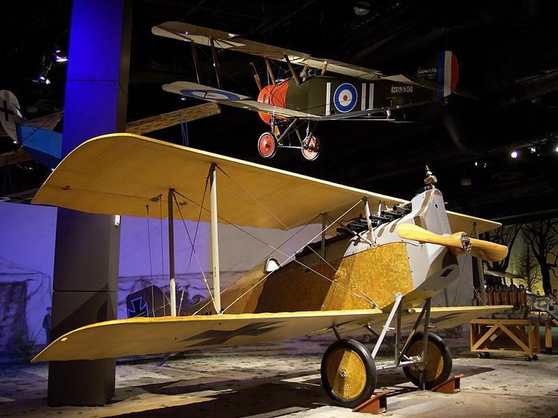 Aviatik D.I, Austria-Hungary - Air Force 101.40