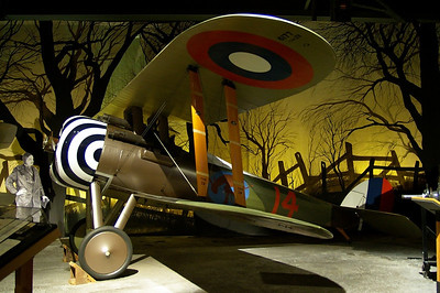 Nieuport 28 C.1 Serial Number: 14