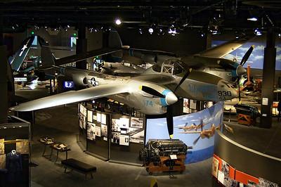 Lockheed P-38L Lightning NL3JB / 44-53097