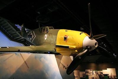 Messerschmitt Bf-109E-3 NX109J / 0392 (cn 186)