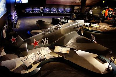 Yakovlev Yak-9U Russia - Air Force 36