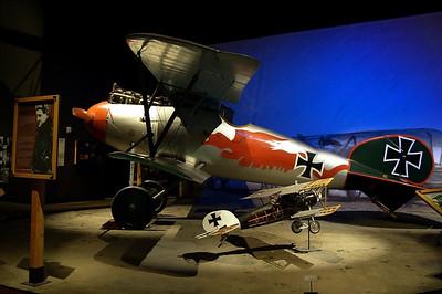 Albatros D.Va (L24) Reproduction NX36DV