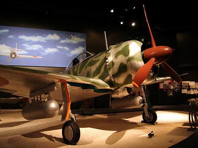 Nakajima Ki-43-IIIa Hayabusa (replica) Japan Air Force cn 15267