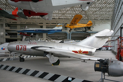 Mikoyan-Gurevich MiG-15bis China - Air Force 079