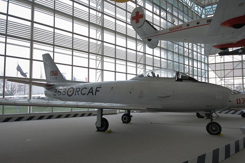 Canadair CL-13A Sabre 5 Canada - Air Force 23363 (cn 1153)