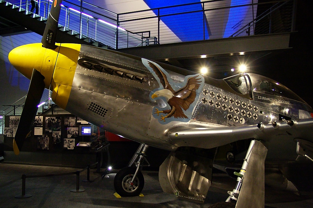 North American P-51D Mustang 44-63607 / FT-L