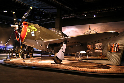 "Republic P-47D Thunderbolt NX14510 (cn 42850) ""Big Stud"""