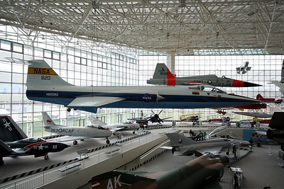 Lockheed F-104C Starfighter NASA N820NA (cn 383-1222)