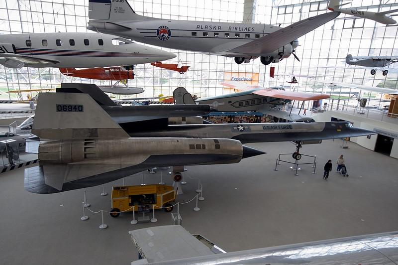 US Air Force Lockheed M-21 60-6940 (cn 134)