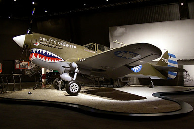 Curtiss P-40N Warhawk NL10626 / 730 (cn 32932)