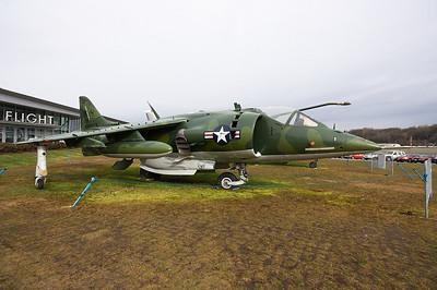 Hawker Siddeley AV-8C Harrier US Marines 158977 / WH (cn 712138)