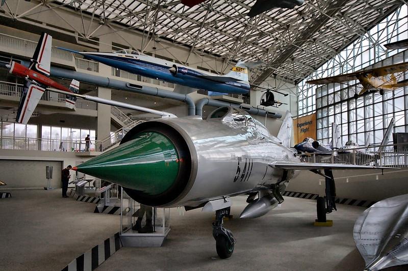 Mikoyan-Gurevich MiG-21PFM Czech Republic - Air Force 5411 (cn 94A5411)