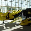 GeeBee Sportster Airplane, won the 1932 Thompson Trophy Speed dash with 296 mph and Jimmy Doolittle as pilot