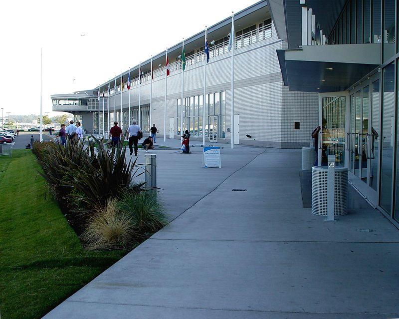 Museum of Flight, Boeing Field, Seattle, Washington