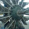 Pratt & Whitney Wasp piston engine